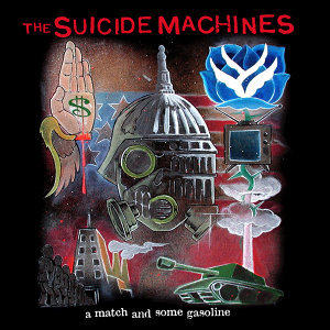 A Match & Some Gasoline