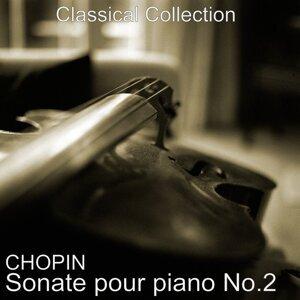 Chopin: Sonate Op. 35, Berceuse Op. 57, Valse Op. 64, Impomptu No. 2, Nocturnes No. 2, Mazurkas