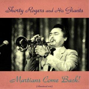 Martians Come Back! - Remastered 2016