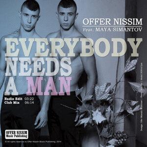 Everybody Needs a Man (feat. Maya Simantov) - Single