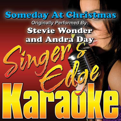 Singer's Edge Karaoke - Someday at