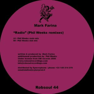 Radio (Phil Weeks remixes)