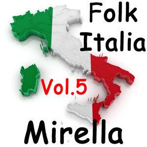 Folk Italia: Mirella, Vol. 5