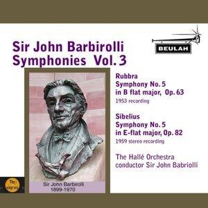 Sir John Barbirolli Symphonies, Vol. 3