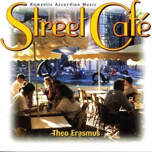 Romantic Accordion Music - Street Café