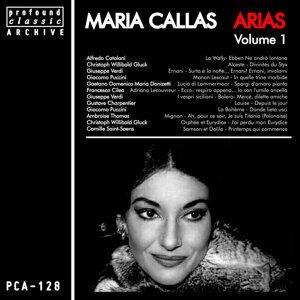 Arias, Vol. 1