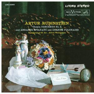 Chopin: Piano Concerto No. 2 in F Minor, Op. 21 & Andante spianato and Grande Polonaise in E-Flat Major, Op. 22