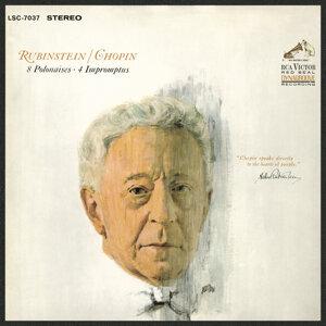 Chopin: 8 Polonaises - 4 Impromptus