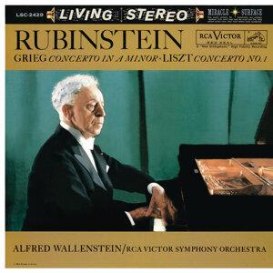 Grieg: Piano Concerto in A Minor, Op. 16 - Liszt: Piano Concerto No. 1 in E-Flat Major