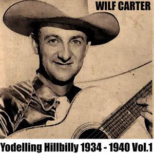 Yodelling Hillbilly: 1934 - 1940, Vol. 1