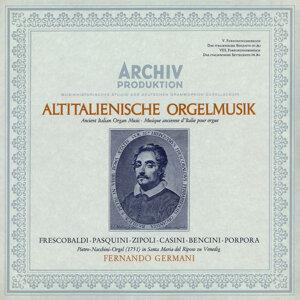 Altitalienische Orgelmusik