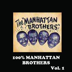 100% Manhattan Brothers, Vol. 1