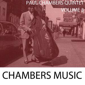 Classic Chambers, Vol. 3: Paul Chambers Quintet