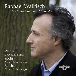 Weber, Spohr, Reicha & Danzi: Works for Cello and Orchestra