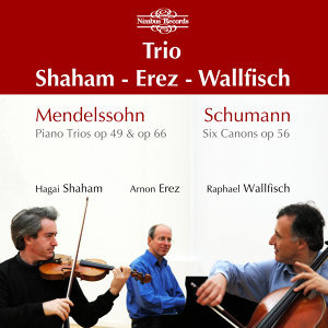 Mendelssohn: Piano Trios - Schumann: Five Canons