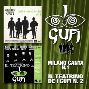 "Milano Canta N. 1 / Il Teatrino De ""I Gufi"" N. 2"
