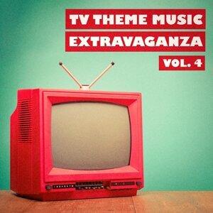 TV Theme Music Extravaganza, Vol. 4