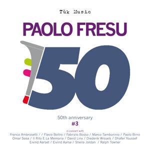 Paolo Fresu - !50 anni suonati #3 (Live)
