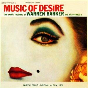 Music of Desire - The Exotic Rhythms of Warren Barker - Original Album 1960