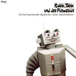 Robbi, Tobbi und das Fliewatüüt Remix EP
