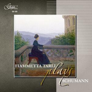 Fiammette Tarli plays Robert Schumann