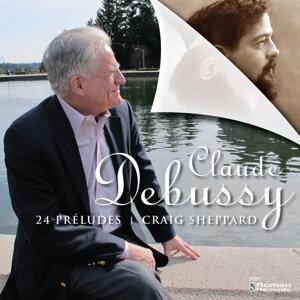 Claude Debussy: 24 Preludes