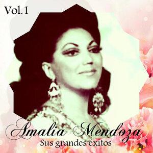 Amalia Mendoza - Sus Grandes Éxitos, Vol. 1