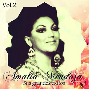 Amalia Mendoza - Sus Grandes Éxitos, Vol. 2