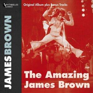 The Amazing James Brown - Original Album Plus Bonus Tracks