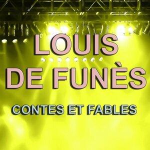 Louis de Funès : Contes et fables