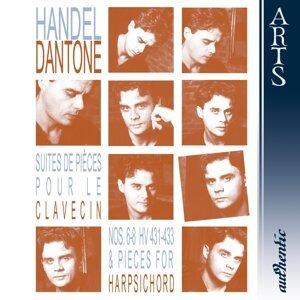Handel: Suites de pièces pour le clavecin, No. 6-8, HV 431-433, & Pieces for Harpsichord, Vol. 2