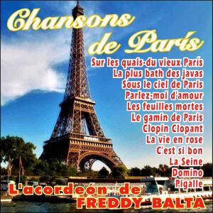 Chansons de París