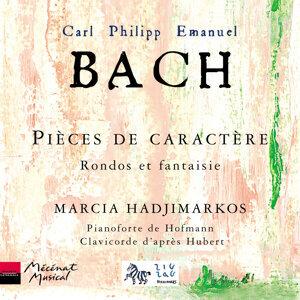 C.P.E. Bach: Pièces de caractère (Rondos et fantaisie)