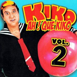 Ah! Que Kiko, Vol. 2