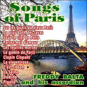 Songs of Paris
