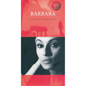 BD Music Presents Barbara, une passion magnifique
