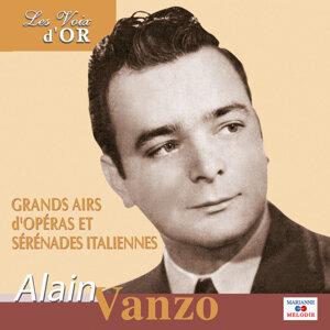 """Alain Vanzo (Collection """"Les voix d'or"""")"""