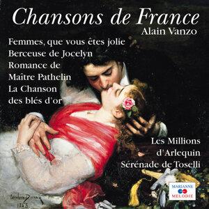 """Mélodies éternelles (Collection """"Chansons de France"""")"""
