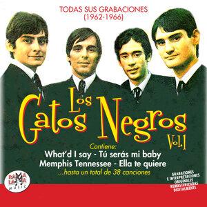 Los Gatos Negros. Todas Sus Grabaciones (1962-1966)