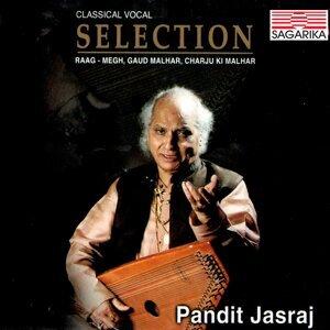 Selection - Pandit Jasraj - Raga Megh, Gaud Malhar, Charju Ki Malhar