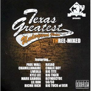 Texas Greatest Underground Flows