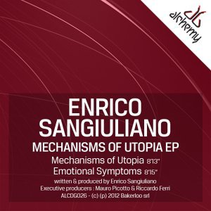 Mechanisms of Utopia EP - Mechanisms of Utopia EP