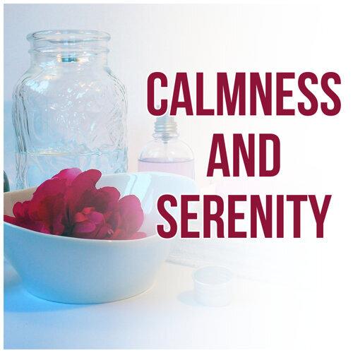 Calmness and Serenity - Wellness & Spa, Reflexology, Reiki, Ayurveda, Shiatsu Massage, Calm Down, Spa Day, Meditation