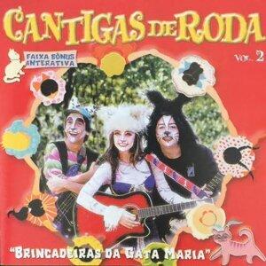 Cantigas de Roda Vol. 02