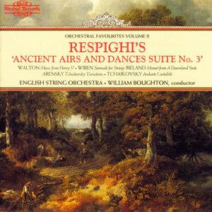 Respighi's Ancient Airs and Dances Suite No. 3: Orchestral Favourites, Vol. II