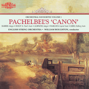 Pachelbel's Canon: Orchestral Favourites, Vol. I