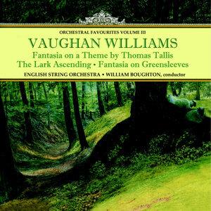 Vaughan Williams: Fantasia on a Theme by Thomas Tallis & Orchestral Favourites, Vol. III