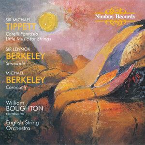 Tippett, Berkeley & Berkeley: Works for Orchestra