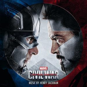 Captain America: Civil War (美國隊長3:英雄內戰電影原聲帶) - Original Motion Picture Soundtrack