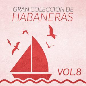 Gran Colección de Habaneras (Volumen 8)